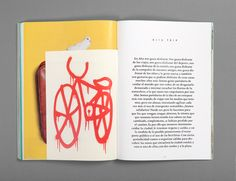 Alia Magazine by Josep Román, via Behance
