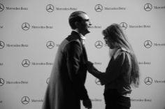 Fotografía de/ por  © Rocío Pastor Eugenio.  ® WOMANWORD WOMANWORD #magia y #arte en #blancoynegro en el #backstage del #desfile de ION FIZ en la Mercedes-Benz Fashion Week Madrid #mbfwm #madrid #fashionweek #fashion #women #menswear #photo #fashionphotography All by Rocío Pastor Eugenio http://womanword.com/2014/02/27/ion-fiz-un-backstage-by-womanword/