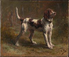 Rosa Bonheur - French Briquet Hound by Rosa Bonheur Painting Hound Dog, Queen, Dog Portraits, Canvas Artwork, Animal Paintings, Art Reproductions, Dog Art, Artist Art, Printable Wall Art