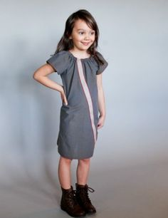 pattern - awesome dress for girl