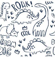 Custom Made T Shirt Dino Mite Funny Dinosaur Cartoon Stars Boys Toddlers