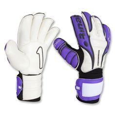 Rinat Gladiator II Goalkeeper Gloves (White/Purple) i want these! Goalie Gloves, World Soccer Shop, Soccer Cleats, Goalkeeper, Premier League, Football, Purple, Pj, Sports