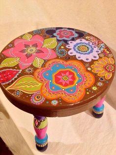 Hand Painted Furniture Ideas By Kreadiy - DIY Ideas #paintingfurniture