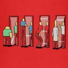 Humorous Illustrations by Aled Lewis ‹ FREEYORK