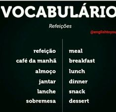 Aprimorando o vocabulário do inglês
