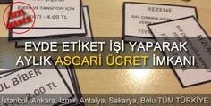 Evde Etiketleme Yaparak Para Kazanmak http://www.isbasvurusu.org/2015/09/evde-etiketleme-yaparak-para-kazanmak.html