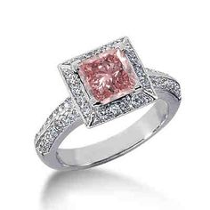 i just really want a pink diamond.