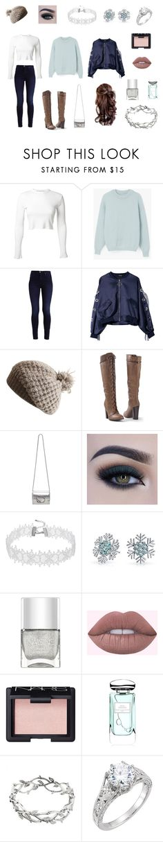 """""""The Season Collection; Winter"""" by isabelle-ruby1 ❤ liked on Polyvore featuring Rosetta Getty, STELLA McCARTNEY, Venus, 3.1 Phillip Lim, Too Faced Cosmetics, Bling Jewelry, Nails Inc., NARS Cosmetics, Terry de Gunzburg and Tiffany & Co."""