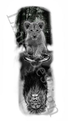 Wolf Tattoos, Lion Forearm Tattoos, Tattoos Arm Mann, Lion Head Tattoos, Mens Lion Tattoo, Forarm Tattoos, Leg Tattoos, Animal Sleeve Tattoo, Lion Tattoo Sleeves