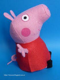 Free Peppa Pig Pattern