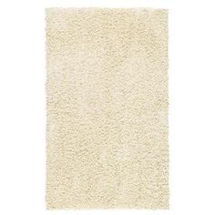 Maybe a good under-bed type rug - inexpensive and big! Mohawk Home Frise Shag Starch 8 ft. x 10 ft. Area Rug-166380 at The Home Depot