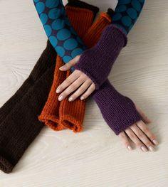 Greenwich Gauntlets (Knit)