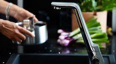 ALESSI Sense by Oras electronic kitchen faucet 8720F