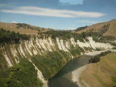 New Zealand's Trans Scenic Overlander trains