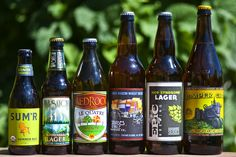 As we head into summer, The Tribune asked the owner of Uinta Brewing Co. — as well as seven other Utah beer brewers and owners — to tell us the most refreshing summer beer they've got in a bottle or on tap.  (Chris Detrick  |  The Salt Lake Tribune)