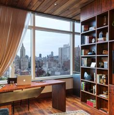 Upper West Side Duplex-Andrew Franz Architect-11-1 Kindesign