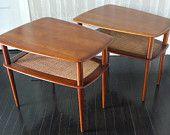 Peter Hvidt Danish Modern End Tables