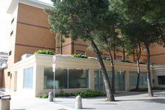 Copertura con sistema estensivo Optima Giardini Pensili in ambito ospedaliero