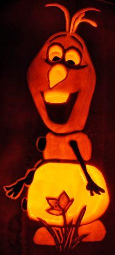 Lorax truffula tree stencil outline for pumpkin carving