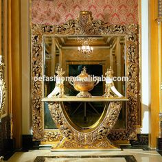 Royal Golden Imperial Rococo Carving Console Table, Antique French Rococo Style Living Room Furniture, View french country style living room furniture, OE-FASHION Product Details from Foshan Oe-Fashion Furniture Co., Ltd. on Alibaba.com