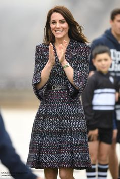 hrhduchesskate: Visit to Paris, February 18, 2017-The Duchess of Cambridge