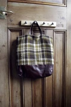 womens vintage mod 60s shopping tote