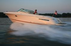 New 2010 Chris Craft Corsair 33 Runabout Boat