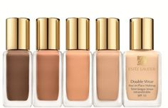 Estee Lauder Double Wear Stay-in-Place Makeup. Estee Lauder oz / 30 ml Double Wear Stay-in-Place Makeup. This worry-free, long-wearing makeup stays fresh and looks natural through heat, humidity, nonstop activity. Estee Lauder Double Wear, Base Estee Lauder, Makeup Forever Foundation, Double Wear Foundation, Makeup Foundation, Foundation Tips, Skin Makeup, Beauty Makeup, Makeup Moisturizer