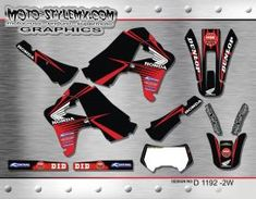 Honda XR 650R Moto-StyleMX motocross graphics decals kits Motocross, Product Design, Honda, Custom Design, Decals, Graphics, Tags, Graphic Design, Dirt Biking