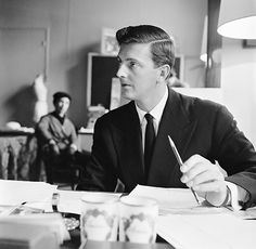 Mr. Givenchy - The Most Stylish Fashion Designers of All Time