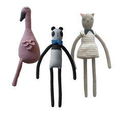 Melosina crochet toys