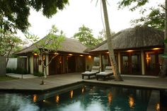 Kayumanis Nusa Dua Private Villa & Spa is a serene setting of quiet sophistication and understated elegance.