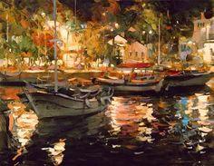 Incredible painting by Dmitri Danish