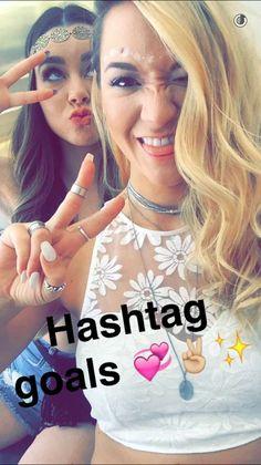 Alisha and Sierra