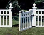 Do It Yourself Fence and Gate plus 200 other yard projects
