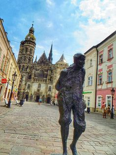 The Urban Arts Scene in Kosice