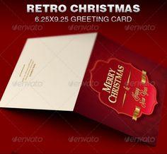 Christmas And New Year Greeting Card  Christmas