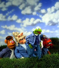 The Most '90s Muppets Pictures Ever | Retro | Oh My Disney
