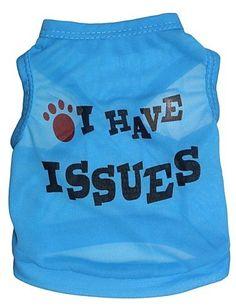 Aus der Kategorie Kleider  gibt es, zum Preis von   Für:Katzen, Hunde,<br />Saison:Sommer,<br />Typ:T-shirt,<br />Material:Terylen,<br />Eigenschaften:Cosplay,<br />Farbe:Blau,<br />Größe:L, M, S, XS,<br />Brust:43-48cm, 33-37cm, 29-32cm, 38-42cm,<br />Nacken (cm):XS:18cm,S:22cm,M:26cm,L:30cm,<br />Rücken