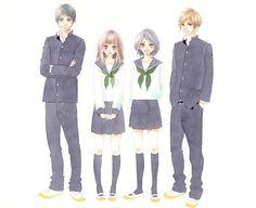 Nouvelle série pour Io Sakisaka, 18 Mai 2015 - Manga news