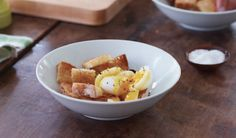 Soft-Boiled Eggs with Toast a.k.a. The Granny Egg | KitchenDaily.com
