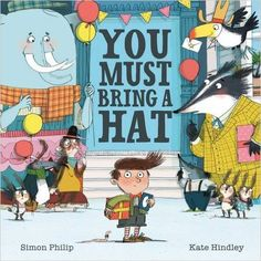 You Must Bring a Hat: Amazon.de: Simon Philip, Kate Hindley: Fremdsprachige Bücher