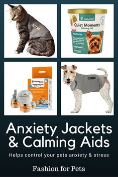 If your pet gets anxious when there is loud noises or during a thunderstorm, your pet might suffer from anxiety. These jackets and calming aids help them feel safe and calm. These vest are must for your pet. calming vest for dogs and cats, thunder vest for dogs  winter care for dogs  winter boots for dogs  winter hats for dogs  apparel for dogs  apparel for small dogs   apparels for dogs