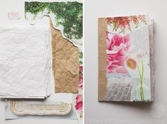Vintage-Inspired Journal Tutorial