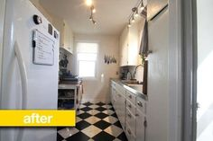Kitchen Before & After: A Small 1946 Bungalow Kitchen Gets a Budget $6,000 Update — Reader Kitchen Remodel