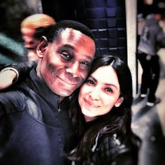 Space dad and wifey of Alex Danvers // #supergirlcast // #supergirl