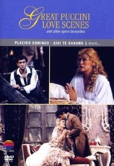 Great Puccini Love Scenes - Click picture for details