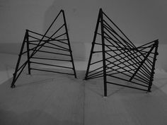 Architecture - Structure: Hyperbolic Paraboloids on Behance