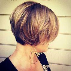 36-Short Haircuts for Women 2017