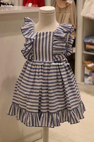 ENVIOS: ESPAÑA....................................4,00 € EUROPA Y U.K................Segúnpeso RUSIA................. Girls Frock Design, Kids Frocks Design, Baby Dress Design, Frocks For Girls, Dresses Kids Girl, Kids Outfits, Fashion Design For Kids, Kids Fashion, Kids Dress Collection